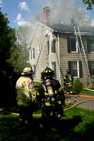 04-20-10 - Tenafly Working Fire - 253 West Clinton Ave