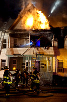11-02-09 - Paterson 2nd Alarm - 109 / 111 East 23rd St