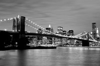 091010 Brooklyn Bridge BW