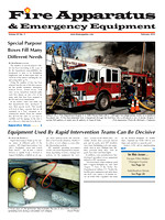February 2010 Fire Apparatus and Emergency Equipment Magazine