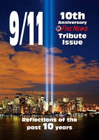 Tribute Issue 9-11 Cover Fire News Newspaper