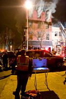 01-07-08 - Hoboken 3rd Alarm - 1st St and Washington Ave