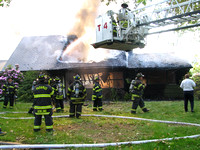 05-29-06 - Paramus Working Fire - 76 Harvey Ave