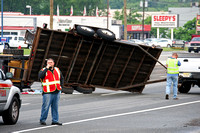 06-06-09 - Totowa Overturned Trailer - Route 46 Westbound