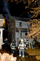 11-30-08 - Roselle Working Fire - 316 Drake Ave